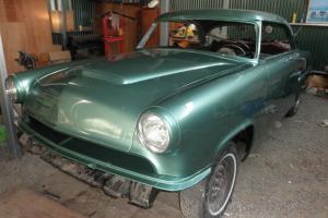 1953 Mercury Coupe