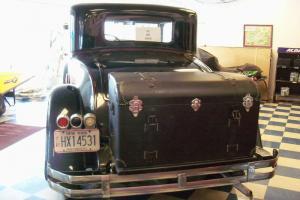 1931 Pierce Arrow doctors Coupe