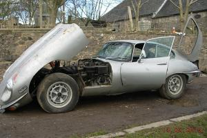 1969 Jaguar E Type US Import For Restoration LHD