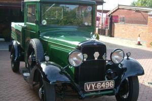 FORD 1935 BF GREEN/BLACK Pickup Truck
