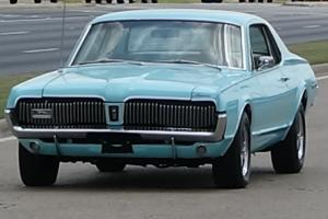 1967 Mercury Cougar - Rare - Show Quality Classic - VIDEO - FoMoCo Owners Card Photo