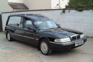 Rover 827 Si Hearse Automatic Black 86000 Miles  Photo