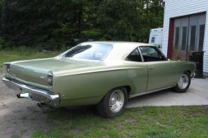 1968 Plymouth Roadrunner Base. California car. Ready for your showroom.