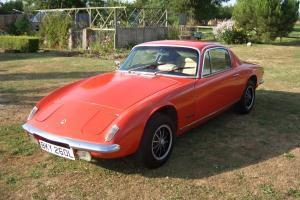 1973 Lotus Elan Plus 2S 130/5