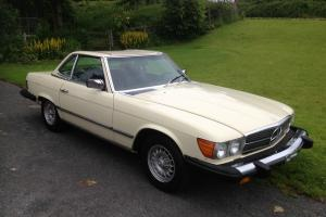 1980 MERCEDES 450SL TRUELLY STUNNING BOTH IN AND OUT Gorgeous colour