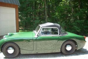 Austin Healey Bugeye sprite 1960