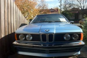BMW 6 33 CSI 1977 2D Coupe 3 SP Automatic 3 2L Electronic F INJ