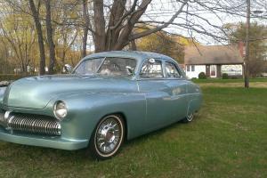 1950 Mercury Custom with Suicide Doors