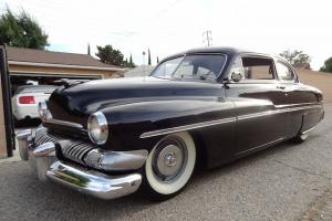 1951 Mercury, 2dr, All Stock