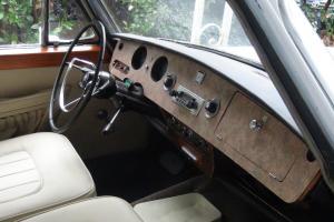 1966 Classic rare sedan Rolls Royce Engine Low miles white unique Collectible
