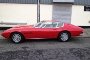 Maserati Ghibli RHD