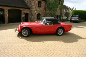 DAIMLER SP250 1961 SHOW CONDITION.FULL HISTORY FROM NEW