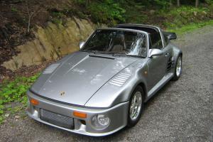 Porsche : 911 Slant nose