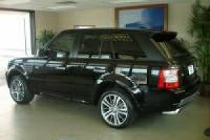Other Makes : Range Rover Sport Supercharged Limited Edition