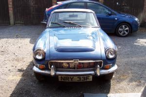 MGC GT 3L Automatic 1968
