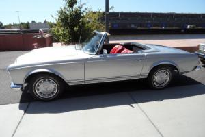 Mercedes 280 SL Pagode year 1968
