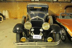 1930 Windsor Moon White Prince Deluxe Sedan 6-75 Photo