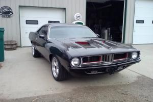 1974 PLYMOUTH BARRACUDA WITH 440 ENGINE