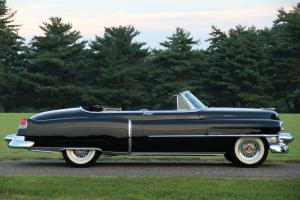 1953 CADILLAC SERIES 62 CONVERTIBLE 55K ORIGINAL MILES RARE COLLECTOR NO RESERVE