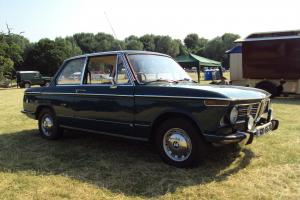 BMW 2002 TAX EXEMPT 1972 CLASSIC CAR