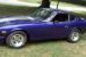 1974 Datsun 260 Z V8