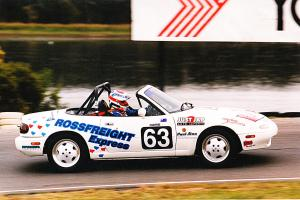 Race CAR MX5