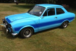 1973 FORD ESCORT MK1, RS 2000 OLYMPIC BLUE