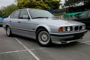 BMW : 5-Series 540i (e34) with 43,800 miles