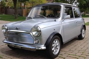 Mini : Classic Mini 1971 - 1000cc 4 Speed LHD