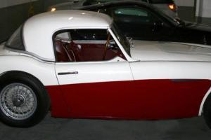 1962 Austin Healey MK2 BT7  Photo