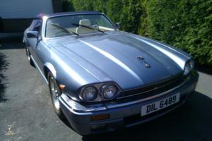 LYNX SPYDER XJS 3.6 MANUAL CONVERTIBLE