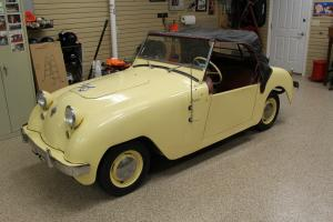 1952 Crosley Sport Roadster