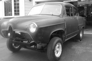 Henry J Nostalgia Gasser Willys All State Kaiser Hot Street Rat Rod Drag Anglia