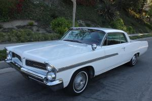 1963 Pontiac Bonneville Coupe WOW Take A Look