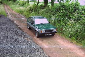 1981 Talbot Sunbeam Lotus Very Rare Original Green Car