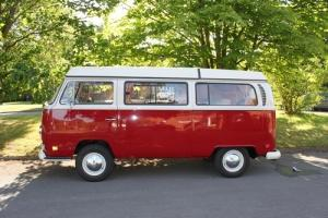 VW Westfalia Campmobile Bay Window Camper
