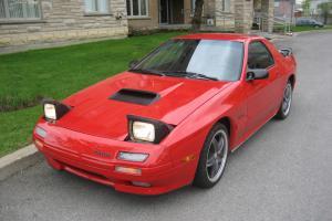 Mazda : RX-7 GXL