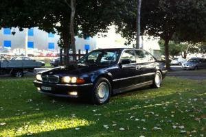 BMW 7 40IL 1995 4D Sedan 5 SP Automatic 4L Multi Point F INJ
