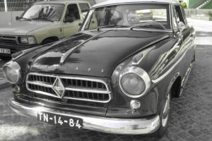 1955 BORGWARD ISABELLA TS 75 Cv