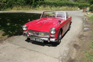 MG Midget 1965 Mk2 - Excellent Condition Tax Exempt  Photo
