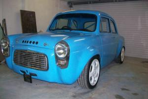 ford anglia 100e turbo 4x4  Photo