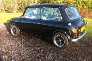 Heritage Black Mini