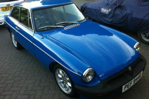 1976 MGB GT - Easy to finish project - Near concourse