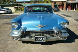 1957 Cadillac Coupe Deville Unrestored Running Complete EX California Nevada