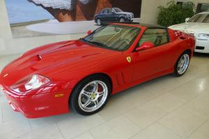 2005 FERRARI F575 SUPERAMERICA LIMITED EDITION/559 UNITS