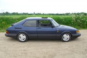 1991 SAAB CLASSIC 900 S AERO TURBO - LE MANS BLUE