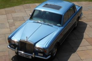 1969 ROLLS ROYCE SILVER SHADOW with sun roof