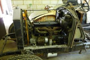 Rolls Royce 20/25 rolling chassis  Photo