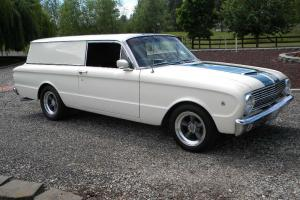 1963 Ford Falcon Sedan Delivery Shelby