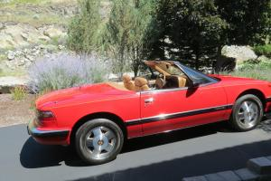 1990 Buick Reatta Base Convertible 2-Door 3.8L